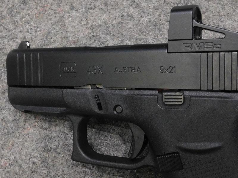 Glock 43 X COMBO