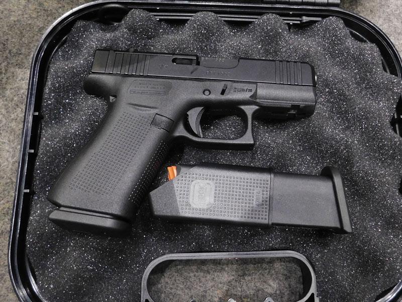 Glock 43 X MOS