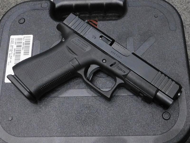Glock 48 FS MOS