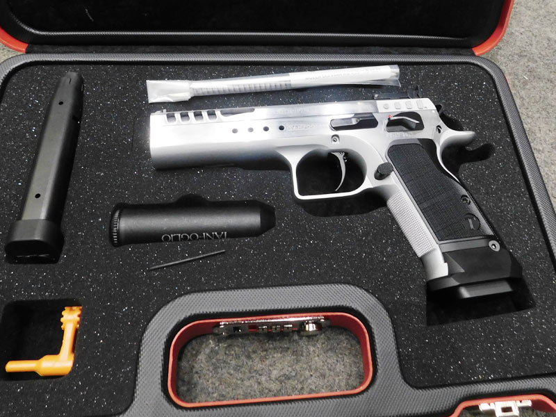 Tanfoglio Limited Custom K