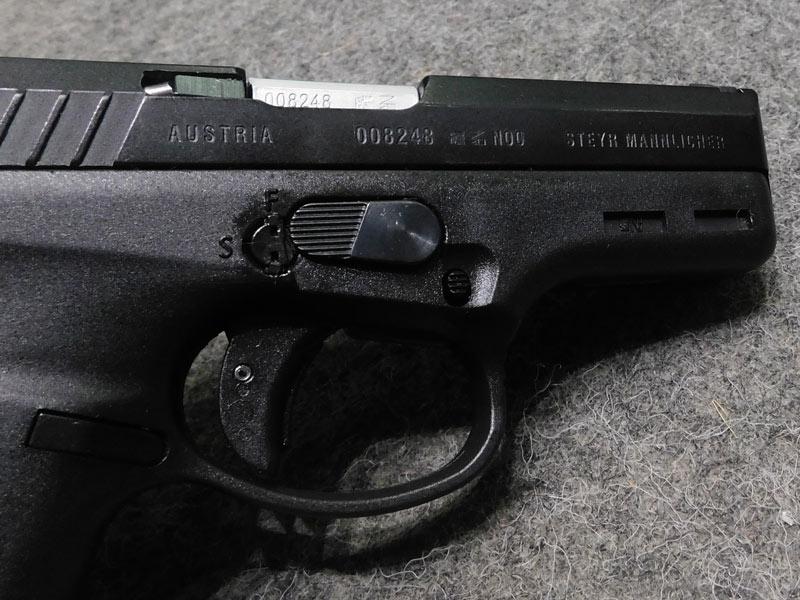 Steyr M40 usata