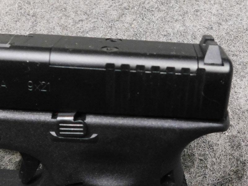Glock 17 Gen5 MOS