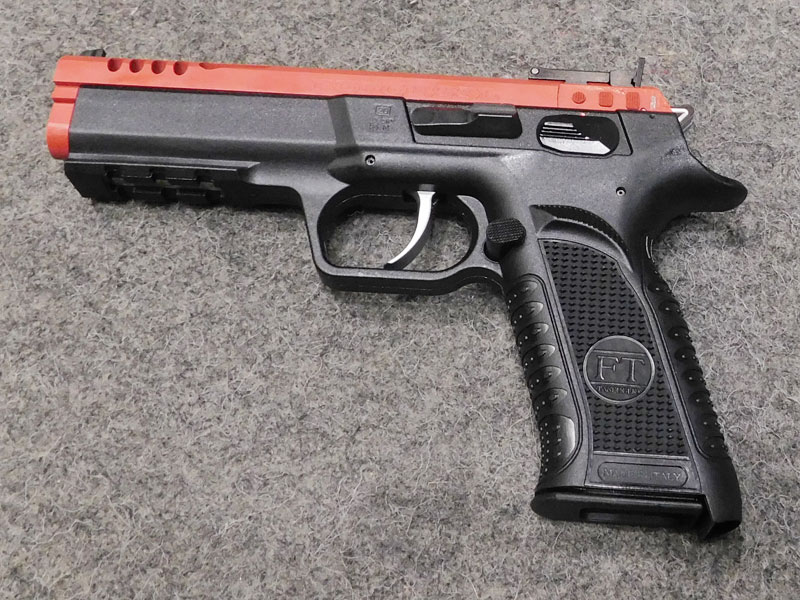Tanfoglio Force 22 red