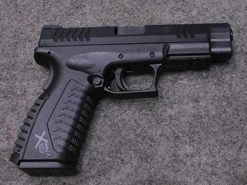 HS XDM 9 usata