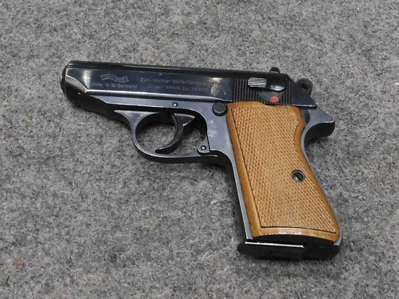 Walther PPK/S calibro 7,65