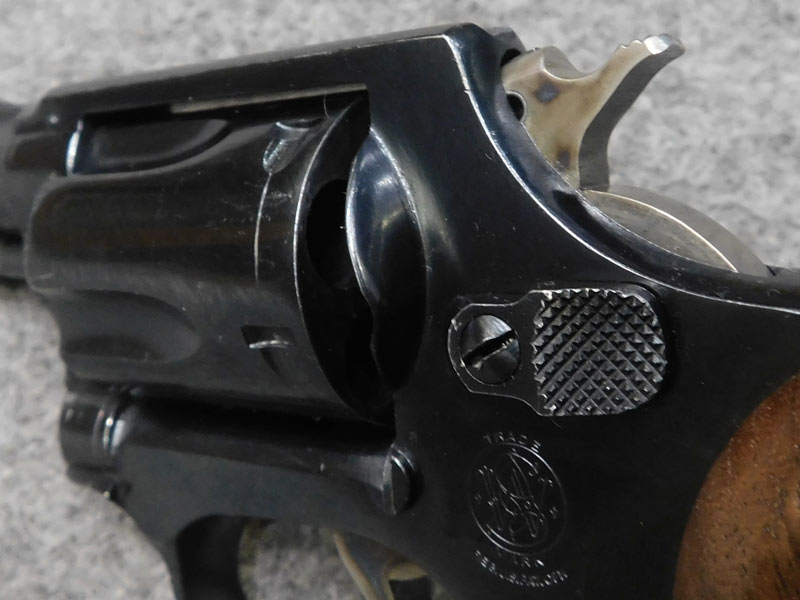 Smith & Wesson 36 usato