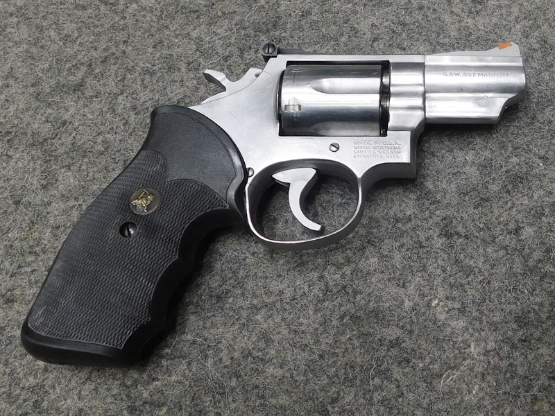 Smith & Wesson 66 usato