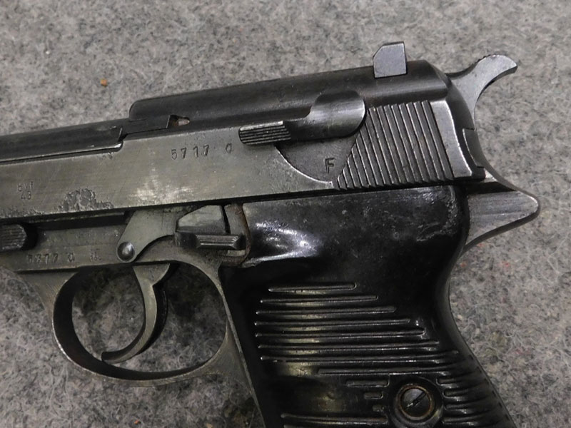 pistola Walther P38 byf 43
