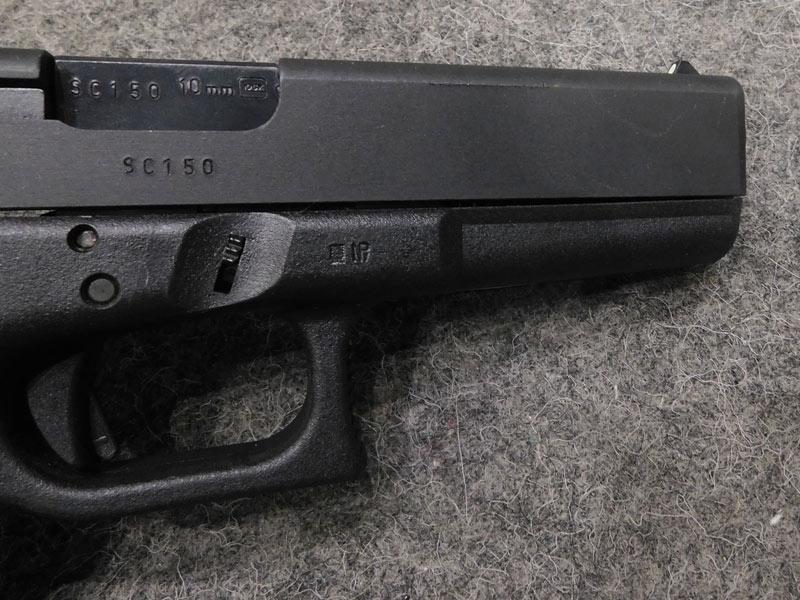 Glock 20 10 Auto usata