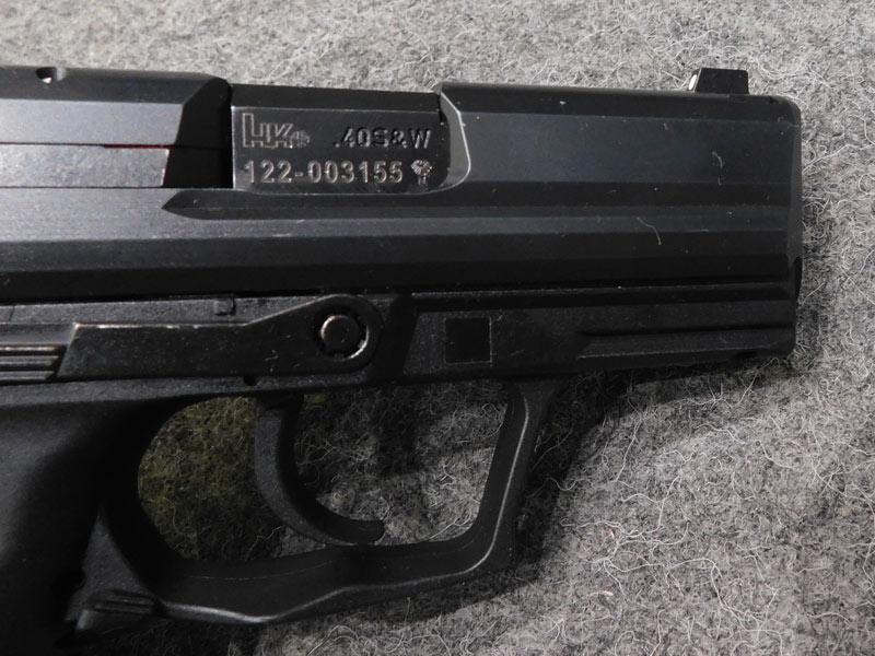 H&K P2000 SK