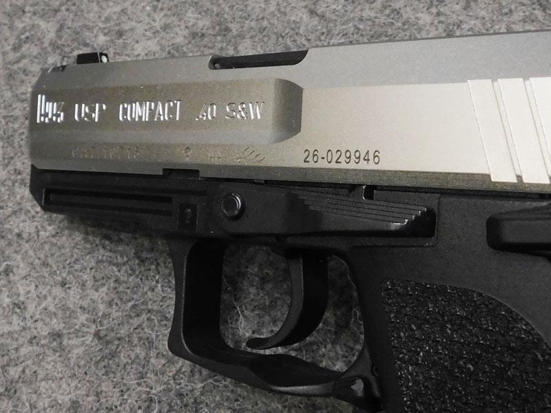H&K USP Compact