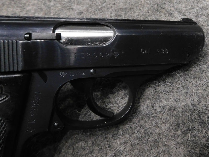 Walther PPK cal. 22 l.r.