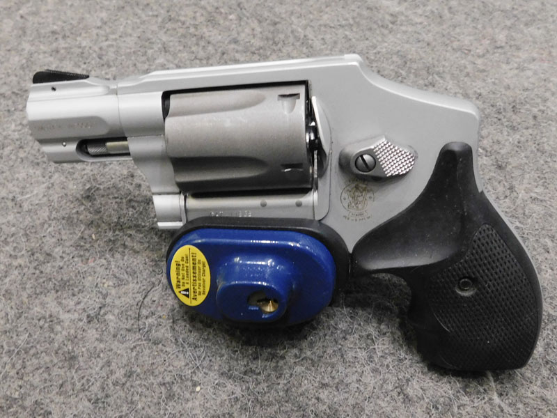 Smith & Wesson 342 Air Lite Ti