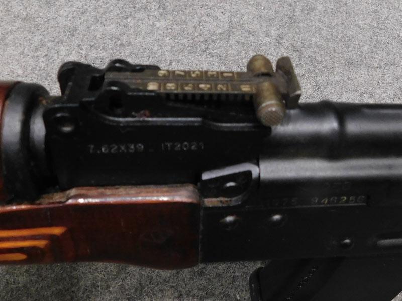 AK M 47 Russo