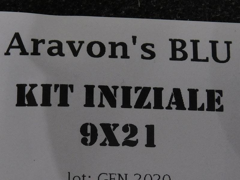 Kit allenamento Aravon's