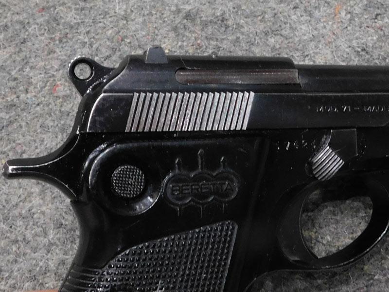 Beretta 71 cal. 22