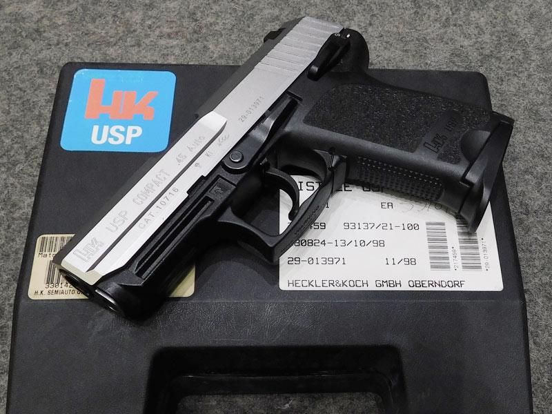 H&K USP K usata