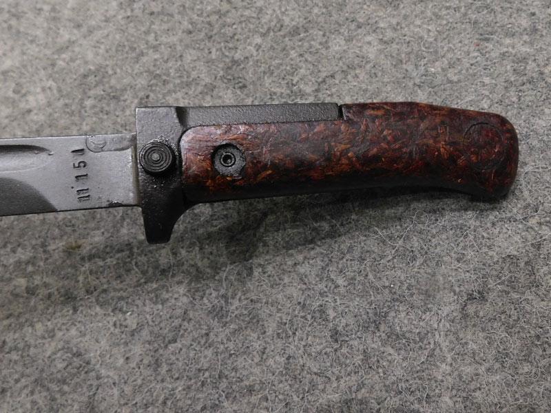 baionetta VZ 58