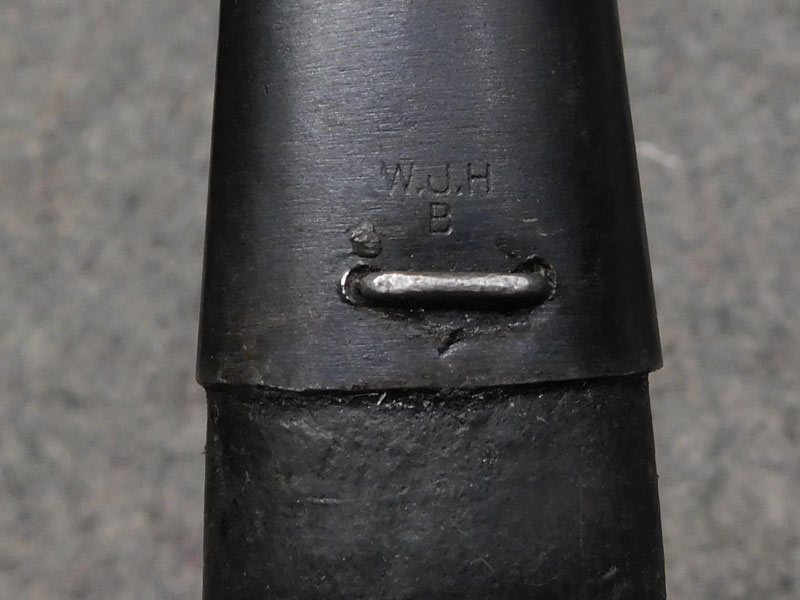 baionetta Enfield indiana