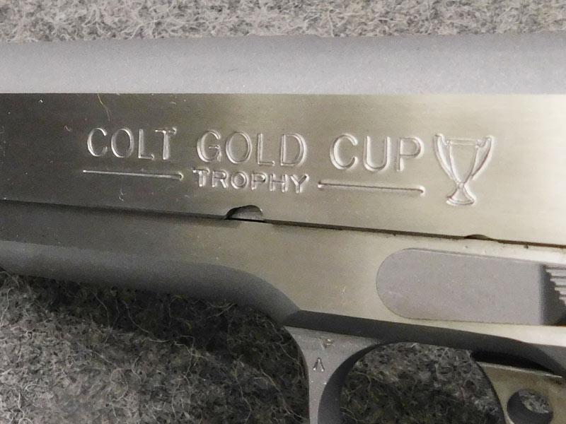 COLT Gold Cup Inox