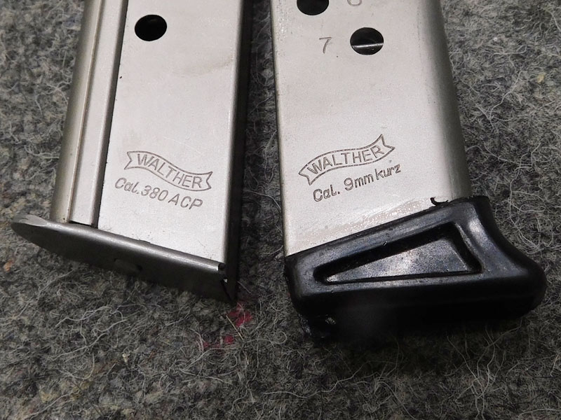 Walther PPK/S Inox