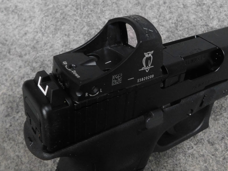 Promo Glock 45 MOS
