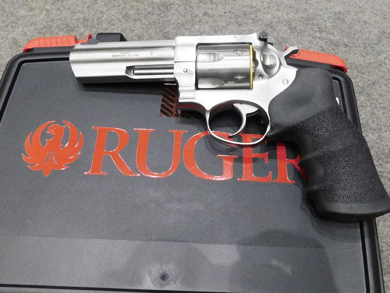 """Ruger GP100 4"""""""