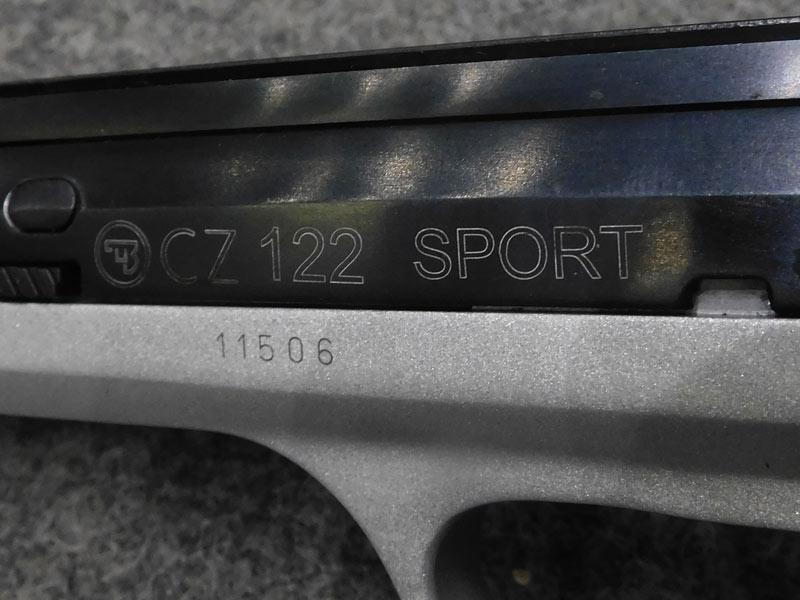 C.Z. 122 Sport