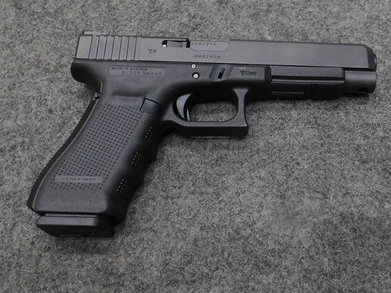 Glock 35 Gen4 usata