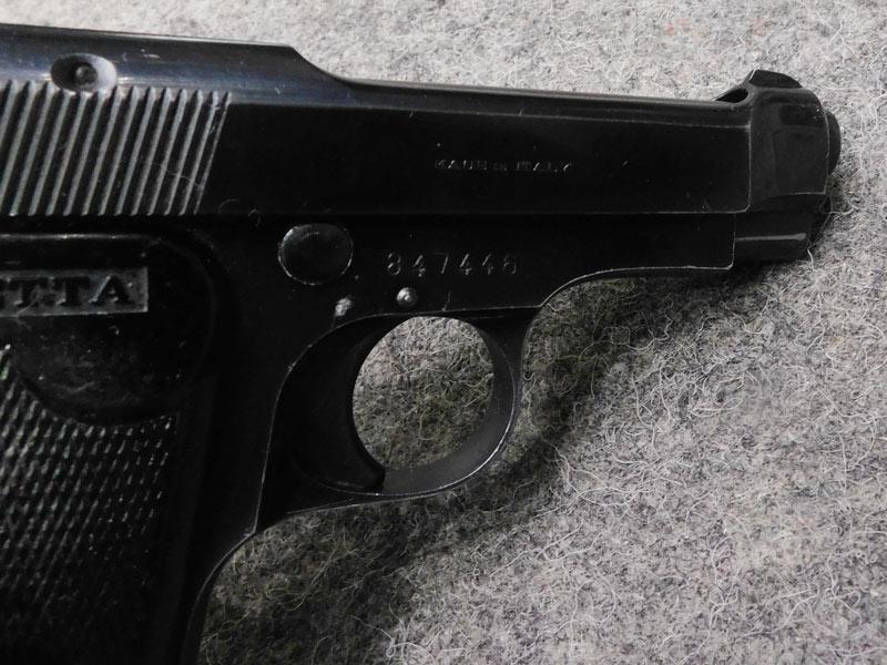 Pistola Beretta 35