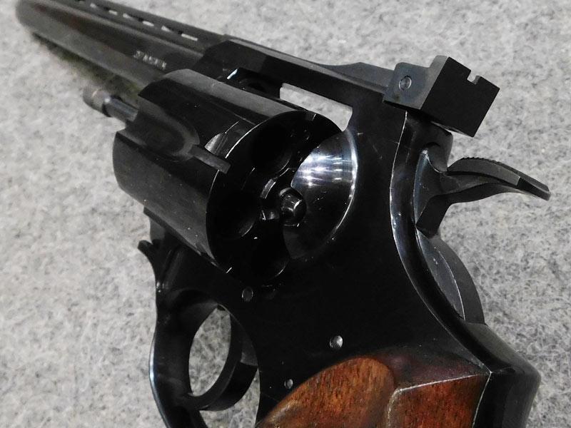 Revolver Korth Target