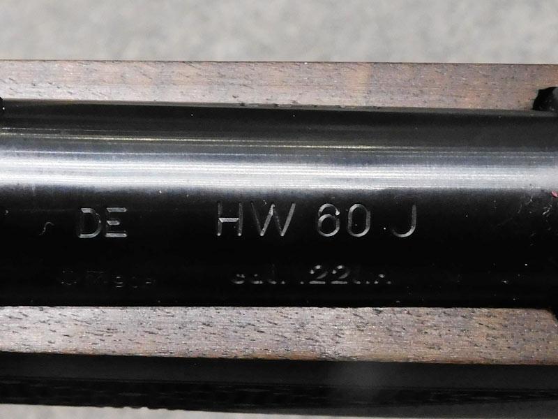 Weihrauch HW60 J