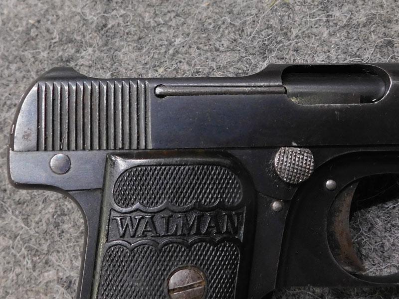 pistola Walman 6.35