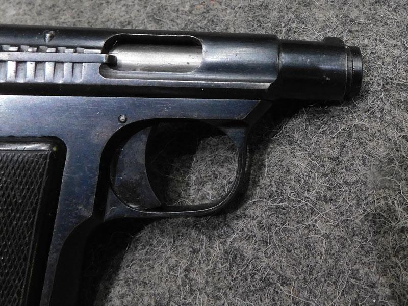 pistola Mondial calibro 6.35