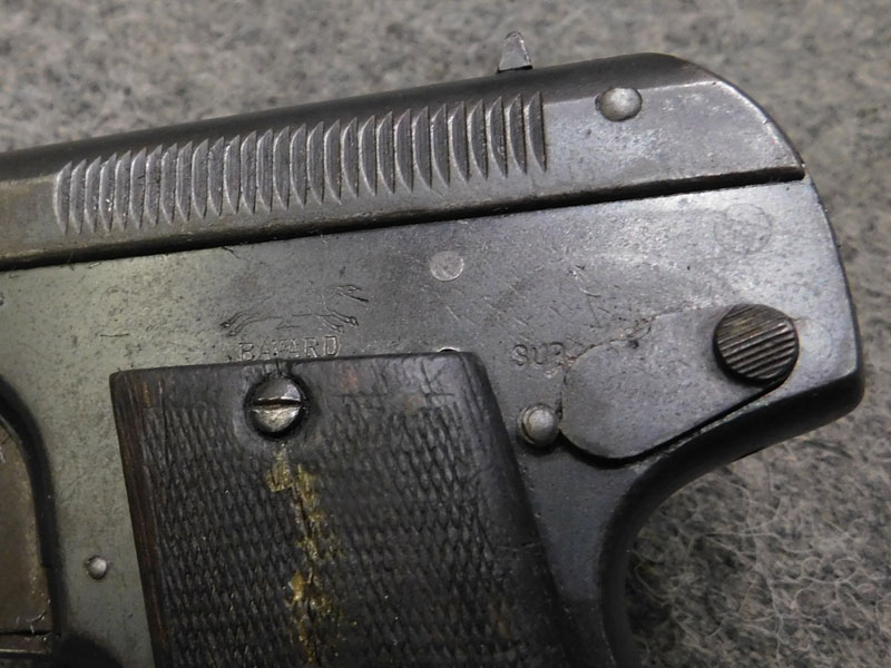 pistola Pieper Bayard 1910