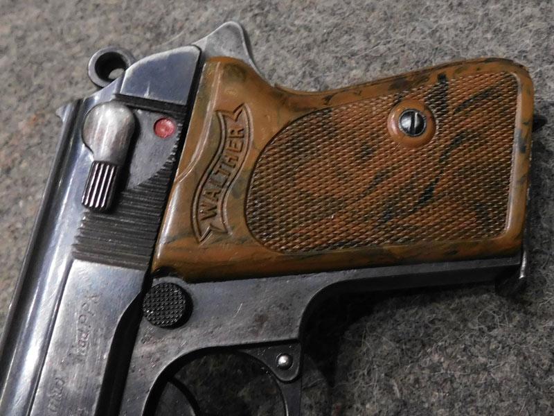 Walther PPK Zella Mehlis sicura 90°