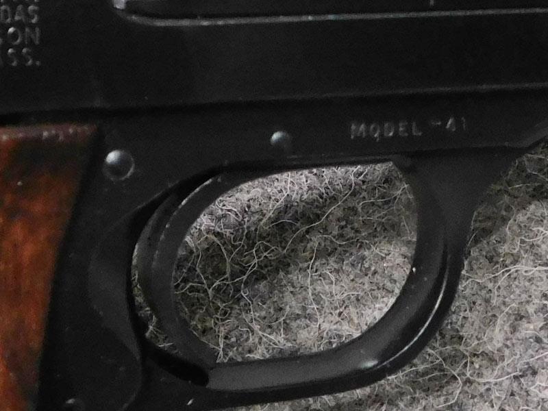 Smith & Wesson 41 usata