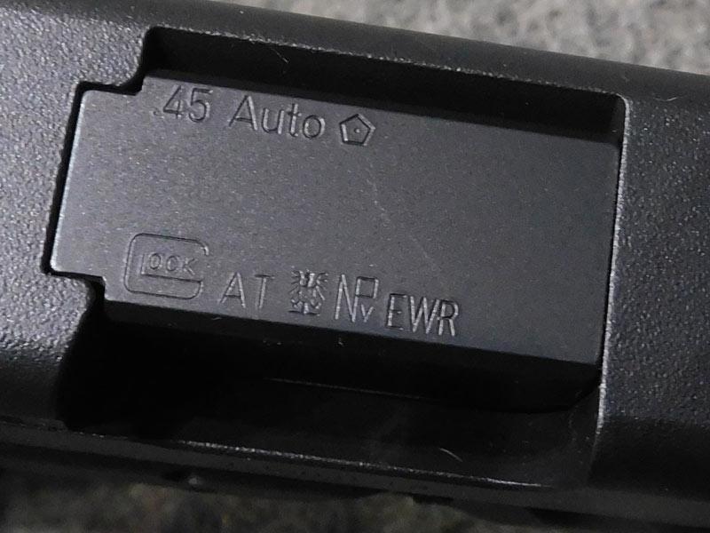 pistola Glock 21 usata