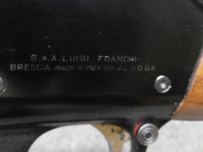 Franchi 48 AL calibro 20
