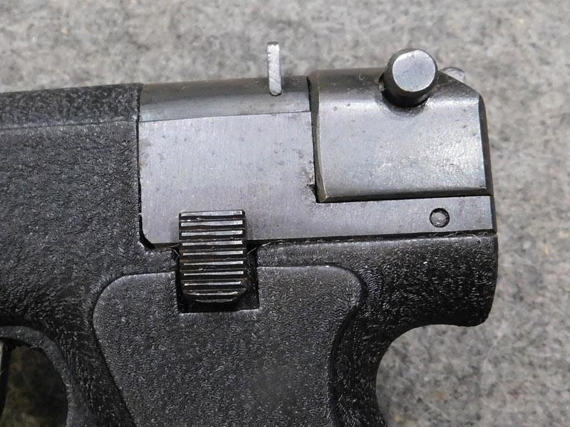 pistola Serena Bracco