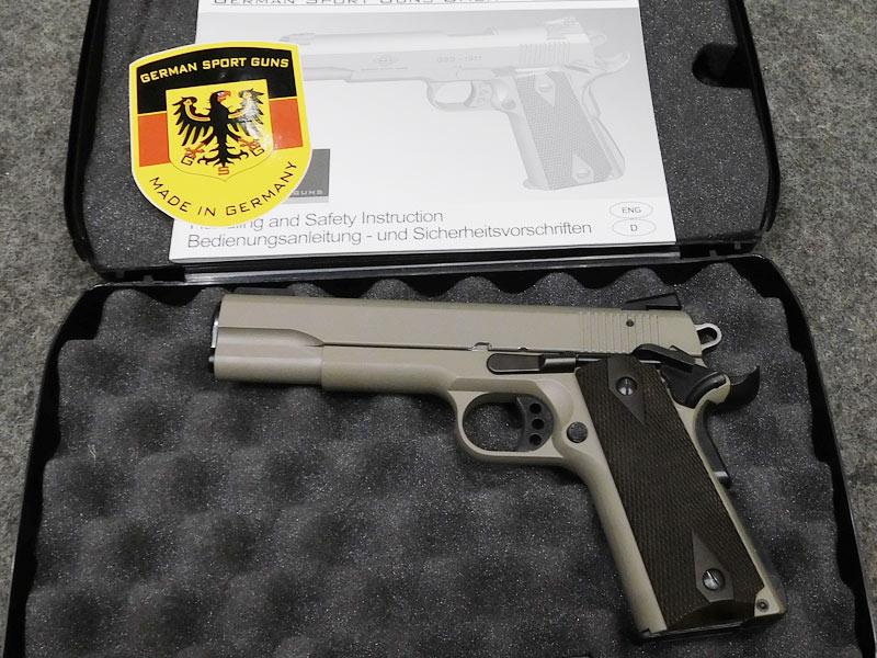Pistola GSG 1911 usata