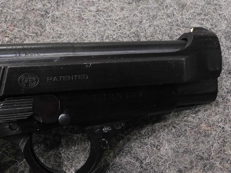 pistola Beretta 82 BB usata