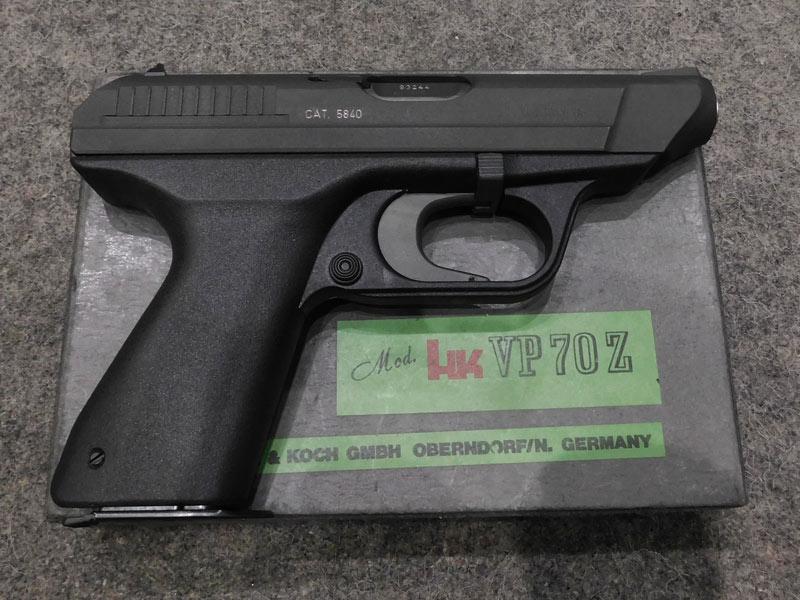 Heckler & Koch VP70 Z