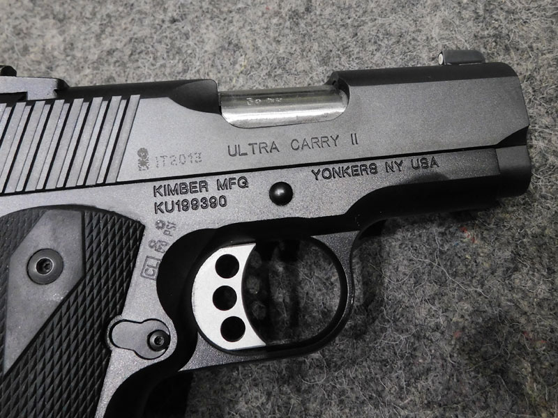 Kimber Ultra Carry II usata