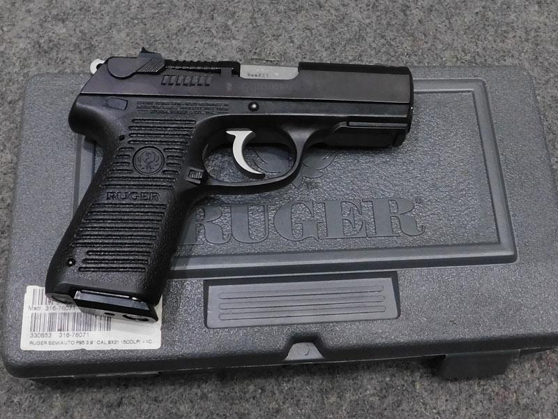 pistola Ruger P95 usata
