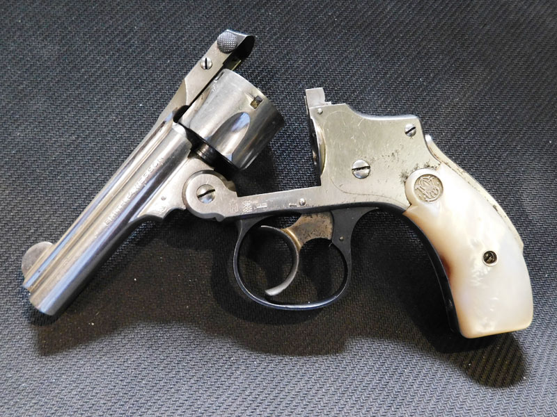 Smith & Wesson Safety Hammerless
