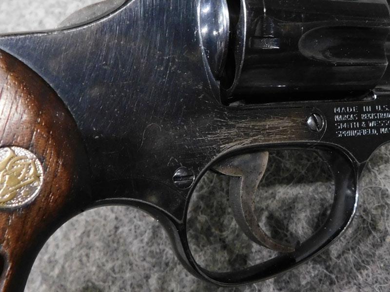Smith & Wesson 36 usato