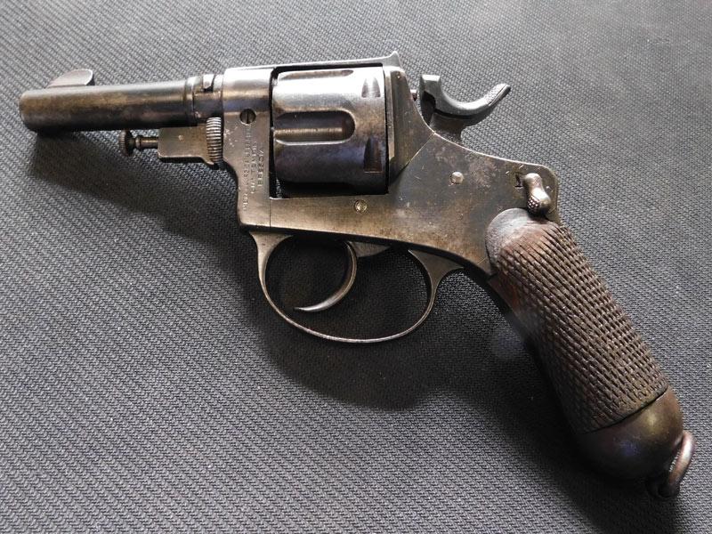 revolver M.B.T. 1921