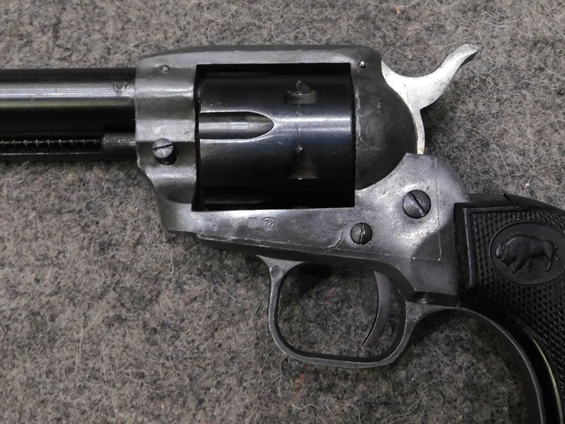 revolver H. Schmidt mod. 21