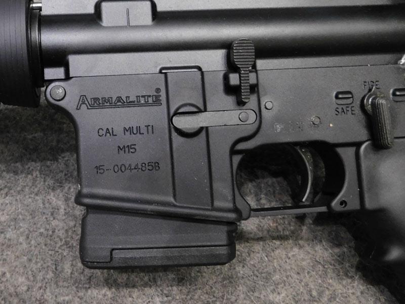 Armalite M15 Defensive Sporting